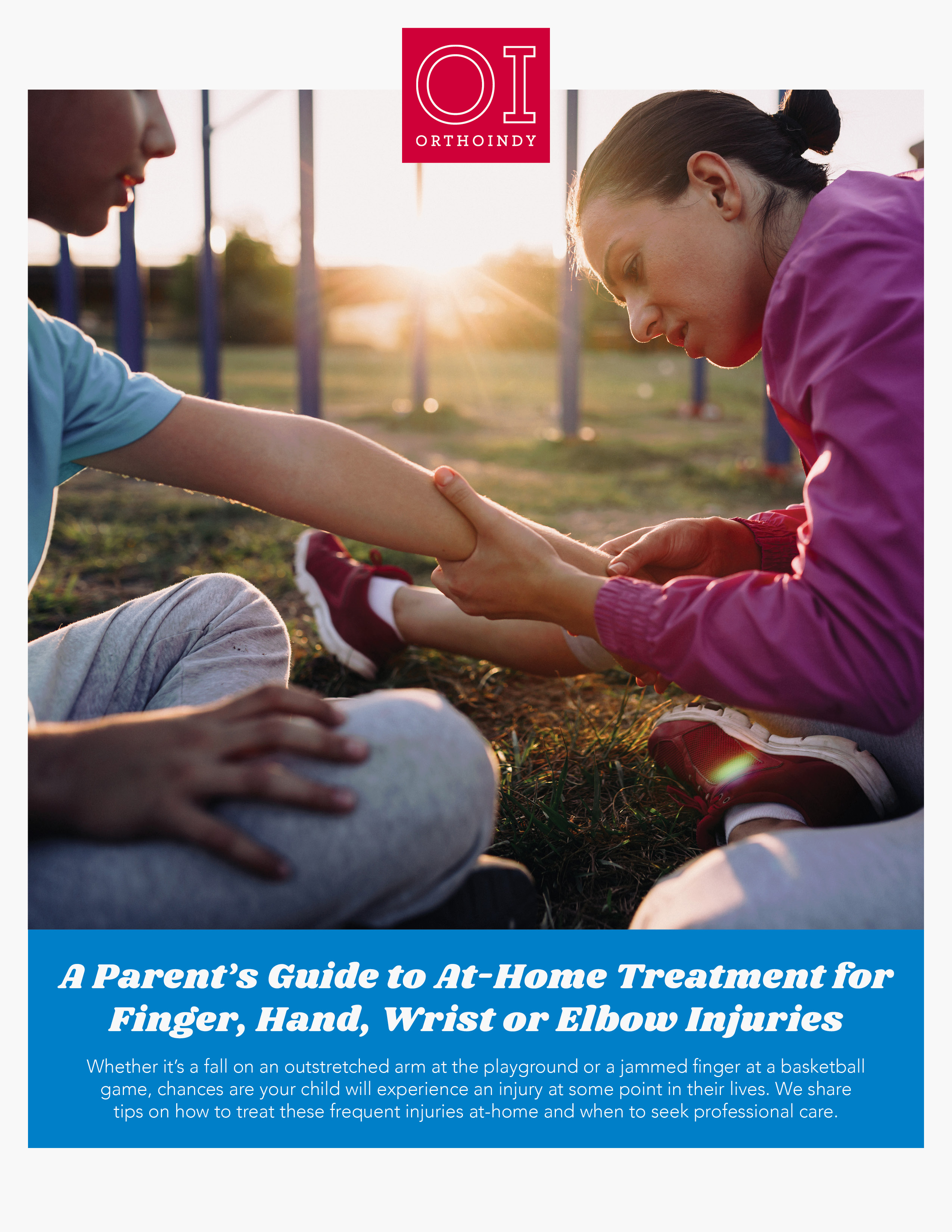 56fcd1a0db12 Learn how to treat your child's finger, hand, wrist or elbow injury  at-home. Parents Guide ...